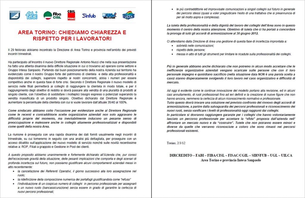 Incontri lavoro torino for Subito offerte di lavoro torino