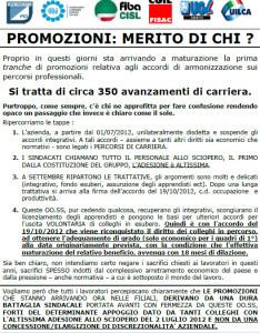 Banca CRFirenze: promozioni, merito di chi?