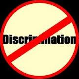 no alle discriminazioni