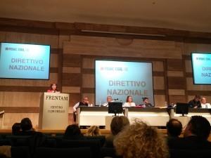 direttivo fisac 18 e 19 novembre