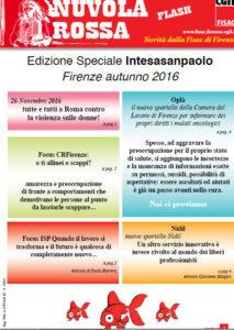 Nuvola Rossa Firenze Edizione Speciale