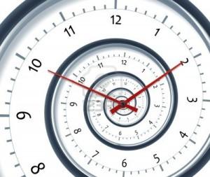 orologio spirale